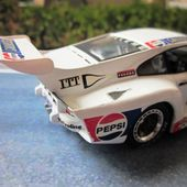 PORSCHE 935 KREMER K3 1979 1/43 QUARTZO PEPSI GAULOISES - car-collector.net