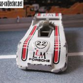 PORSCHE CHEVRON YATMING 1/64 - car-collector.net