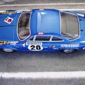 FASCICULE N°48 RENAULT ALPINE A110 RALLYE MONTE CARLO OVE ANDERSSON DAVID STONE - car-collector.net