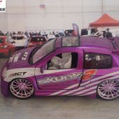 RENAULT CLIO TUNING 1/32 BURAGO - car-collector.net