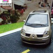RENAULT MODUS 2005 1/43 NEW RAY - car-collector.net