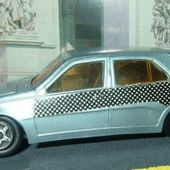 RENAULT 14 TS R14 TS GRISE JET CAR NOREV 1/43 - car-collector.net