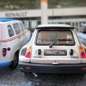 CAMERA EMBARQUEE RENAULT R5 TURBO RALLYE MONTE CARLO 1981 - RAGNOTTI ET ANDRIE - car-collector.net