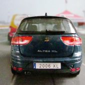 SEAT ALTEA XL 2006 1/43 - car-collector.net