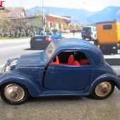 SIMCA 5 1936 LES MINIATURES DE NOREV 1/43 - car-collector.net
