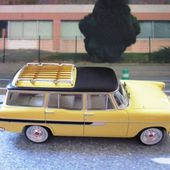 SIMCA VEDETTE MARLY 1959 IXO 1/43 ALTAYA LES BELLES ANNEES SIMCA - car-collector