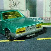 SIMCA TALBOT SOLARA JET CAR NOREV 1/43 - car-collector.net