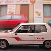 SIMCA TALBOT SAMBA RALLYE 1983 IXO 1/43 - car-collector.net
