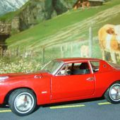 STUDEBAKER AVANTI 1963 1/32 SIGNATURE - car-collector.net