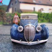 DELAHAYE 135M 1939 FIGONI & FALASCHI SOLIDO 1/43 - car-collector.net