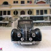 DELAHAYE 145 CHAPRON 1946 MATCHBOX DINKY 1/43 - car-collector.net