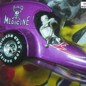 BAD MEDICINE TOM DANIEL TOY ZONE IRON LEGENDS - car-collector