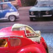VOLKSDRAGON MATCHBOX SUPERFAST 1/59 - VW COX - VOLKSWAGEN COCCINELLE - car-collector.net