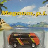 SUNAGON VOLKSWAGEN T3 HOT WHEELS 1/64 - SERIE TV MAGNUM AVEC TOM SELLECK - car-collector.net