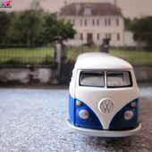 65 VW COMBI TRANSPORTER TOMY JOHNNY LIGHTNING 1/64 - car-collector.net