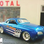 VOLKSWAGEN KARMAN GHIA COUPE 1959 1/64 JADA TOYS VW KARMANN - car-collector.net