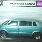 VOLKSWAGEN MICROBUS 1/58 MATCHBOX ANNIVERSAIRE 50 ANS KIDS CARS OF THE YEAR - car-collector.net