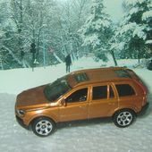 VOLVO XC90 MARRON 4X4 MATCHBOX 1/64 - car-collector.net