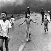 """PHOTO ET HISTOIRE : L'IMAGE-CHOC, Phan Thi Kim Phùc, """" l'enfant symbole du Viet Nam """" : - Blog géopolitique de D. Giacobi"""