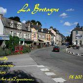 125 - La Gacilly cité de caractère, ville d'Art et d'Expositions, Guy Lorgeret, Morbihan, Bretagne, photos by GeoMar -