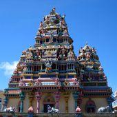 164 - Ile MAURICE 11, photos, hindouisme, temples tamouls, Shiva, Ganesh, Hanoumân, Lakshmi, Goodlands, Grand-Bassin, Cap-Malheureux, photos by GeoMar - SKREO-Dz