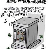 Humour Presidentielle 2012: Le coffre-fort de Patrick Bruel contre Hollande