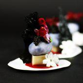 Caviar de France - pomme de terre galet - betteraves et vodka - Philou - Un Cuisinier chez Vous