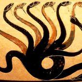 Hercule et l'hydre de Lerne - cestbeaulesreves