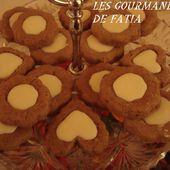 Sablés au chocolat blanc - Les Gourmandises De Fatia