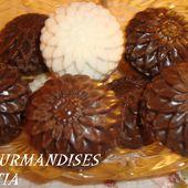 Financiers Au Chocolat : - Les Gourmandises De Fatia