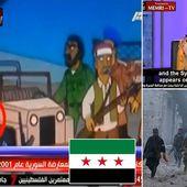 La televisión egipcia: Los Simpsons sabían que habría una guerra en Siria - Le blog de Contra información