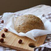 Pâte à tarte moelleuse à la noisette (rapide et sans robot ni rouleau à pâtisserie !) - La cuisine d'Anna et Olivia