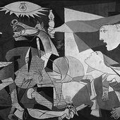 Picasso - Guernica - LANKAART