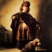 Rembrant - Autoportrait - LANKAART