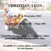 Hommage à Christian LEON - frico-racing-passion moto