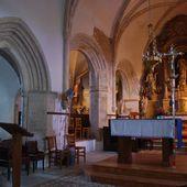 Le Theil : l'église - Le Val de Saire vu par Ph L
