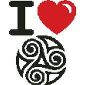 Grilles du Monde 2012: Série : I Love...Bretagne - Le Blog des Dames