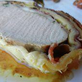 Rôti de veau en croûte à l'Italienne - C secrets gourmands!! Blog de cuisine, recettes faciles, à préparer à l'avance, ...