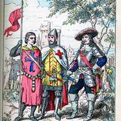 ARMEE / NOS SOLDATS / LT COLONEL HENNEBERT / 5 - BIEN LE BONJOUR D'ANDRE