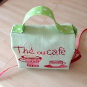 SAL Mug bag #14 : le vote - Les fanfreluches de Mary