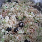 LE TABOULE - La Cuisine Juive Sepharad et autres recettes gourmandes ...