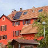 Gîte 3 étoiles en Alsace