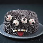 The monster cake - Amuses bouche