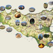 Mon voyage en Sicile Mai 2014 - Lejardinleclosfleuridansladrôme.com