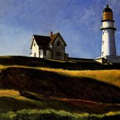 Edward Hopper, la Couleur du Silence (7) - Elsa TEVEL - Blog