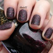 OPI - Stay The Night - Liquid Sand - Mariah Carey