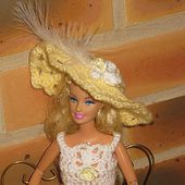 Robe de bal barbie - explications - Le blog de tricotdamandine.over-blog.com
