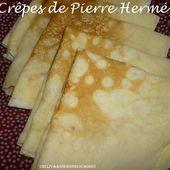 Crêpes de Pierre Hermé... - UneLiyaasDeBonnesChoses