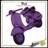 45t publicitaire Panaché panach'rock PA-822 - 1982 - l'oreille cassée