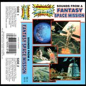spectacular sound effects - sounds from a fantasy space mission - l'oreille cassée